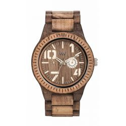 Watches WeWOOD color brown   OBLIVIO choco nut rough online price for sale:  149.00 €