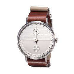Watches Tacs color Silver & brown   199.00 €