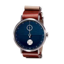 Watches Tacs color Blue & brown   199.00 €