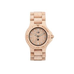 Watches WeWOOD color beige   DATE beige online price for sale:  89.95 €