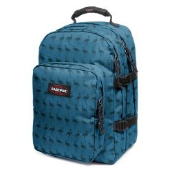 Backpacks Eastpak color blue   Bird stamp online price for sale:  62.30 €