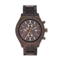 Watches WeWOOD color brown   Laguna online price for sale:  289.00 €