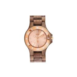 Watches WeWOOD color brown   DATE MB Nut Rough Rose Gold online price for sale:  99.95 €
