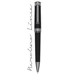 Pen Montegrappa color black   NEROUNO LINEA ballpoint online price for sale:  268.00 €