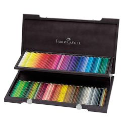 Faber Castell color multicolor   Briefcase Faber Castell 120 Colors online price for sale:  280.00 €