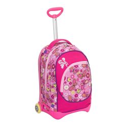 Trolley Seven color pink   Trolley Jack Junior SJ HIGH TECH GIRL online price for sale:  109.90 €