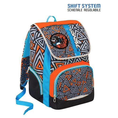 17dc0b23e9 Seven backpack shifty boy -30% backpack multicolor Prices Online Shop |  Tempter