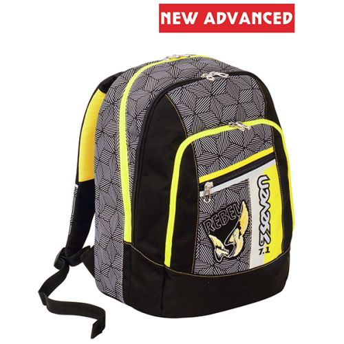 e8df9dc716 Seven Advanced Backpack Rebel Boy -30% Backpack Black Prices Online Shop |  Tempter