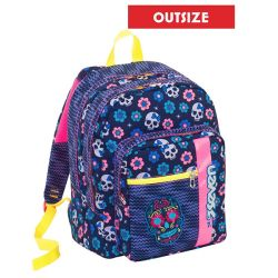 Backpack Seven color blue   Backpack Outsize MEXI GIRL online price for sale:  59.43 €