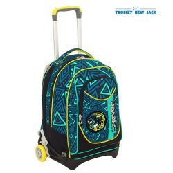 Trolley Seven color blue   Trolley New Jack SHIFTY BOY online price for sale:  119.90 €