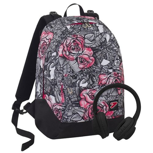 4722c9f55a ▷ Seven Rouge Reversible Backpack -15% Backpack Black Prices Online ...