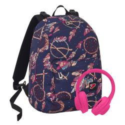 1088527726 Discounted Seven Backpacks color violet DREAMY Reversible Backpack online  price for sale  44.94 €