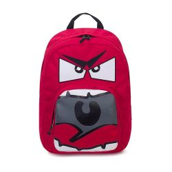 8eba098dbb Backpack Invicta color red Backpack Ollie Face online price for sale: 34.93  €. Zaino Ollie Face