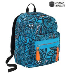 Backpack Seven color blue/black   Zaino OUTSIZE Rawiri online price for sale:  89.90 €