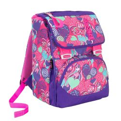 Backpack Seven color pink/violet   Zaino SDOPPIABILE Fantasy online price for sale:  79.90 €