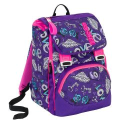 Backpack Seven color violet   Zaino SDOPPIABILE Keys online price for sale:  75.90 €
