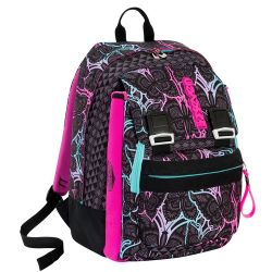 Backpack Seven color black/pink   Zaino SDOPPIABILE Chrysalis online price for sale:  84.90 €