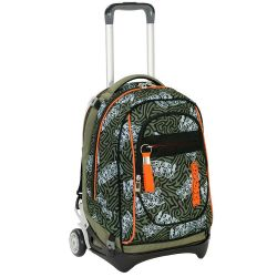 Trolley Seven color green   Trolley NEW JACK Totem online price for sale:  119.90 €