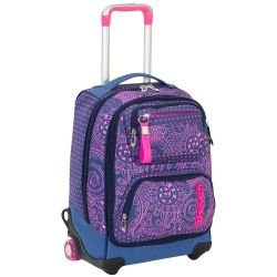 Trolley Seven color violet   Trolley COMBY Mandala online price for sale:  114.90 €