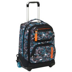 Trolley Seven color grey   Trolley COMBY Reptil online price for sale:  114.90 €