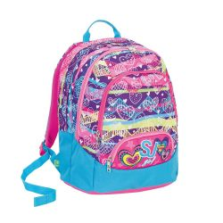 b0502ca3a6 Discounted Seven Backpacks color multicolor Zaino MAXI SJ Girl online price  for sale: 69.90 €