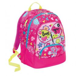 6fe599a2a0 Discounted Seven Backpacks color pink Zaino MAXI SJ Girl online price for  sale: 69.90 €