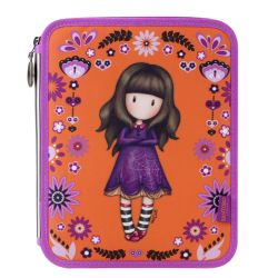 Pencil case Gorjuss color orange   33.00 €