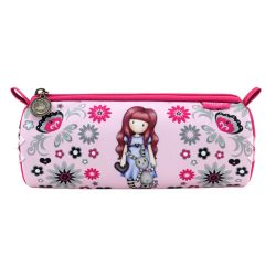 Pencil case Gorjuss color pink   Round Pencil Case MY GIFT TO YOU online price for sale:  14.90 €