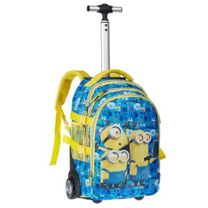 Trolley Karacter Mania color blue   Trolley  online price for sale:  59.00 €