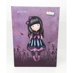 Diary Gorjuss color violet   Gorjuss Diary online price for sale:  14.00 €